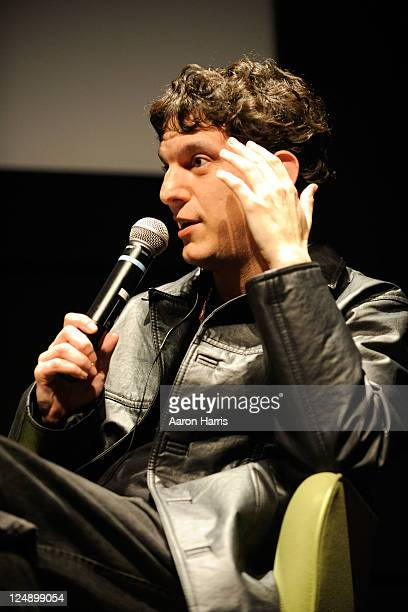 Director Nicolas Prividera attends City To City Panel Buenos Aires A Conversation at TIFF Bell Lightbox during the 2011 Toronto International Film...