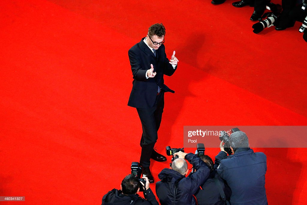 Director Nicolas Winding Refn attends the 'Maps To The Stars' premiere during the 67th Annual Cannes Film Festival on May 19, 2014 in Cannes, France.