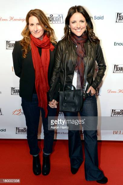 Director Nicole Holofcener and actress Julia LouisDreyfus attend the Fox Searchlight TIFF party during the 2013 Toronto International Film Festival...