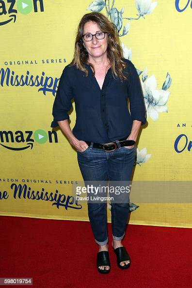 Director Nicole Holofcener attends the premiere of Amazon