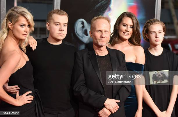Director Niels Arden Oplev and guests arrive for the world premiere of Columbia Pictures' 'Flatliners' September 27 2017 at The Theatre at the Ace...