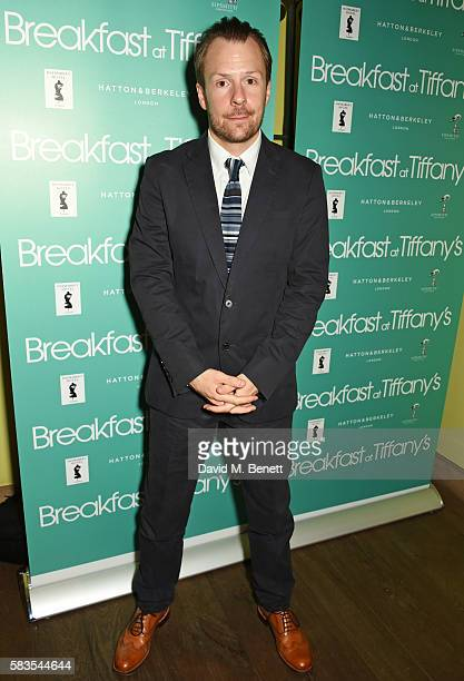 Director Nikolai Foster attends the press night after party for 'Breakfast at Tiffany's' at the The Haymarket Hotel on July 26 2016 in London England