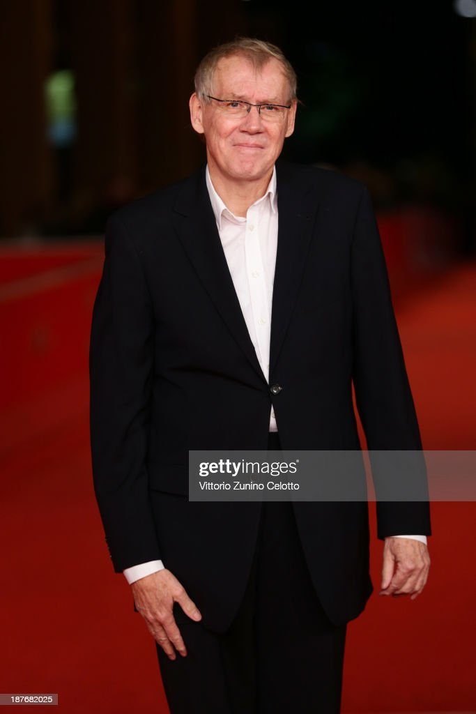 Director Nils Malmros attends 'Sorrow And Joy' Premiere And 'Quando I Tedeschi Non Sapevano Nuotare' Premiere during The 8th Rome Film Festival at Auditorium Parco Della Musica on November 11, 2013 in Rome, Italy.