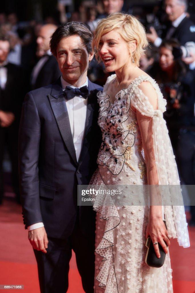 Director Noah Baumbach, actress Greta Gerwig depart after