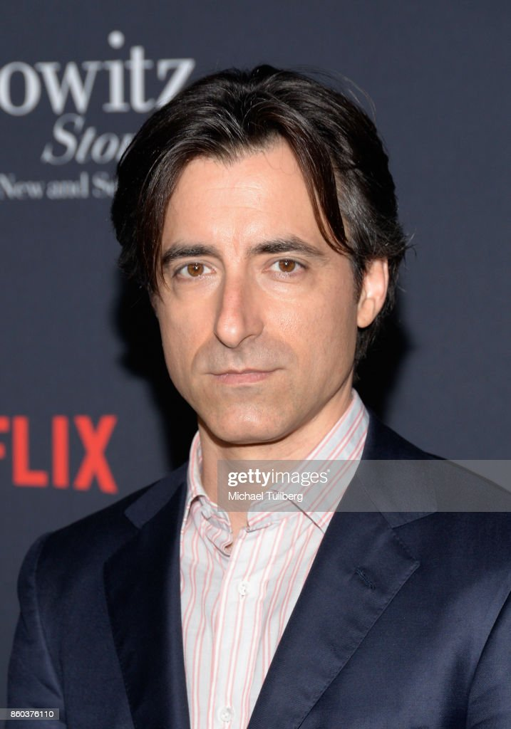Director Noah Baumbach attends a screening of Netflix's 'The Meyerowitz Stories (New and Selected)' at Directors Guild Of America on October 11, 2017 in Los Angeles, California.