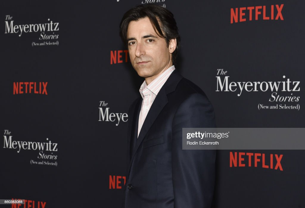 Director Noah Baumbach attends screening of Netflix's 'The Meyerowitz Stories (New And Selected)' at Directors Guild Of America on October 11, 2017 in Los Angeles, California.