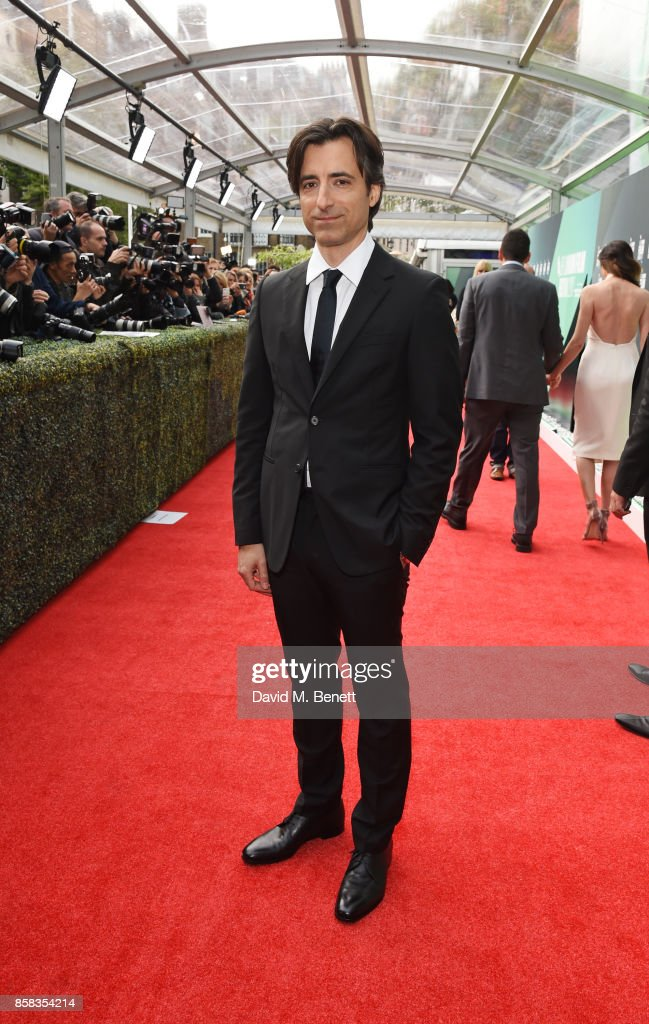 Director Noah Baumbach attends the Laugh Gala & UK Premiere of 'The Meyerowitz Stories' during the 61st BFI London Film Festival at Embankment Gardens Cinema on October 6, 2017 in London, England.