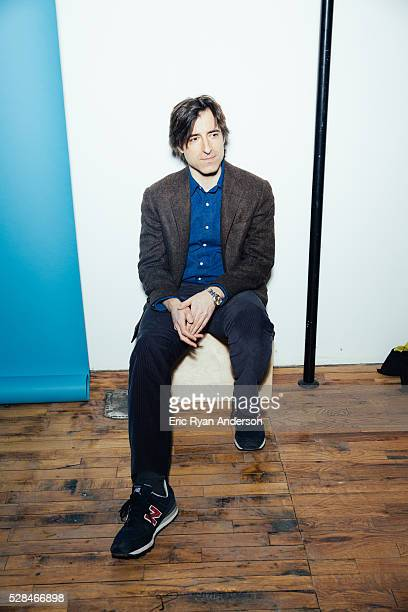 Director Noah Baumbach is photographed for Brooklyn Magazine on March 2 2015 in New York City