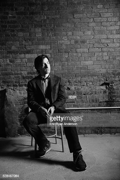 Director Noah Baumbach is photographed for Brooklyn Magazine on March 2 2015 in New York City PUBLISHED IMAGE