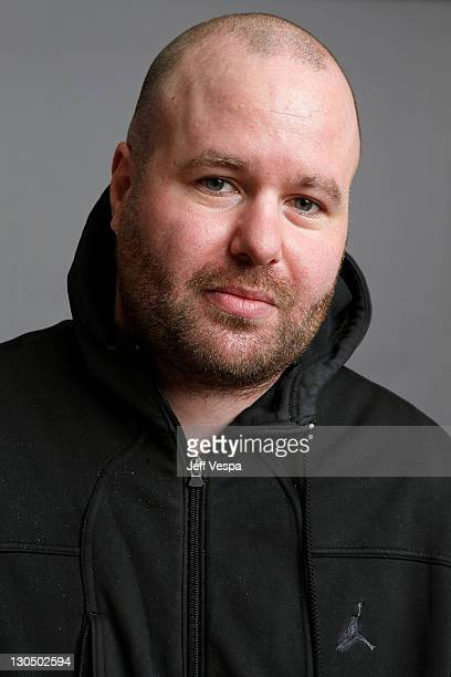 Director Noah Buschel poses for a portrait during the 2009 Sundance Film Festival held at the Film Lounge Media Center on January 17 2009 in Park...