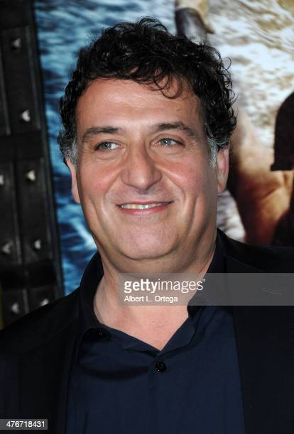 Director Noam Murro arrives for the Premiere Of Warner Bros Pictures And Legendary Pictures' '300 Rise Of An Empire' held at TCL Chinese Theatre on...