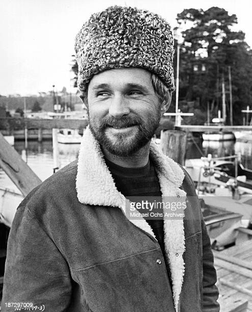 "Director Norman Jewison on set of the movie ""The Russians Are Coming the Russians Are Coming"" in 1966."