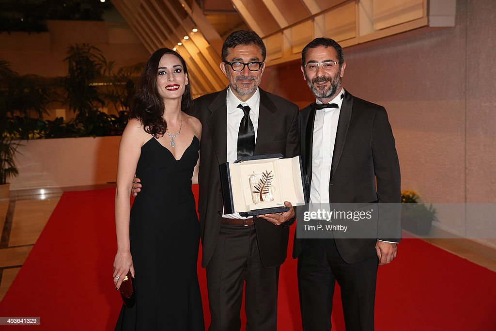 Palme D'Or Winners Dinner Arrivals - The 67th Annual Cannes Film Festival