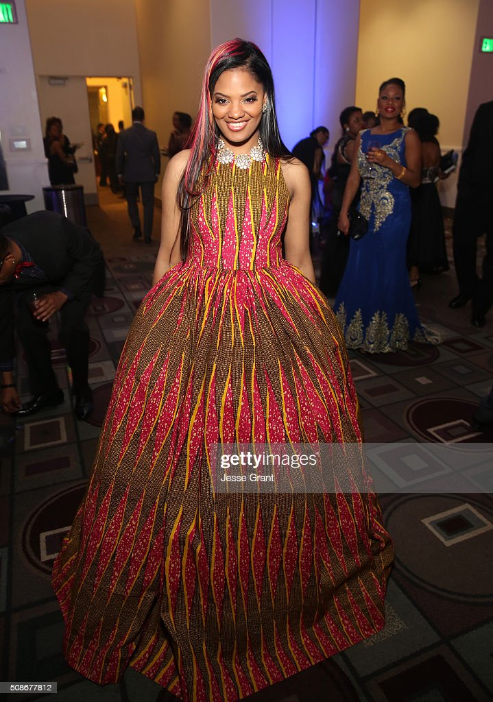 Director Nzingha Stewart attends the 47th NAACP Image Awards presented by TV One after party at Pasadena Civic Auditorium on February 5, 2016 in Pasadena, California.