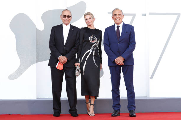 "ITA: ""Dorogie Tovarischi!"" (Dear Comrades!) Red Carpet - The 77th Venice Film Festival"
