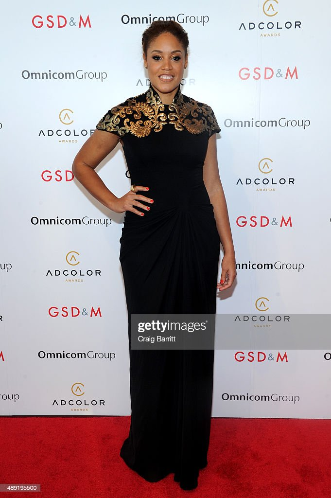Director of ADCOLOR Christena Pyle attends the 9th Annual ADCOLOR Awards at Pier 60 on September 19, 2015 in New York City.