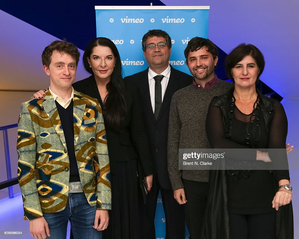 """Marina Abramovic In Brazil: The Space In Between"" Screening : News Photo"