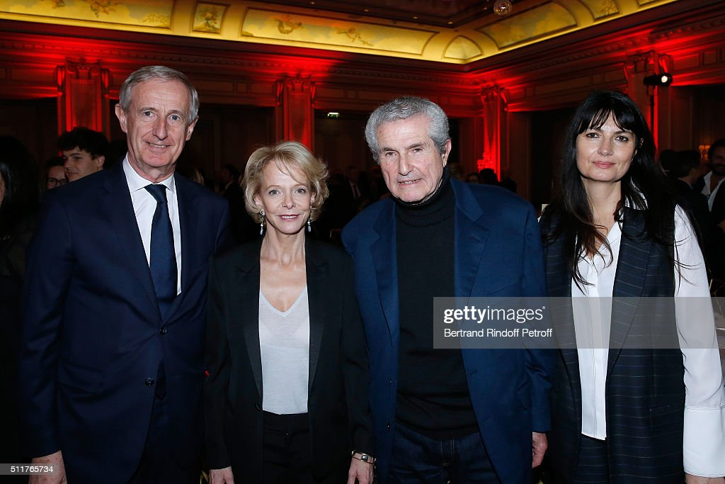 'Diner Des Producteurs' - Producer's Dinner - Cesar 2016 At Hotel Georges V In Paris