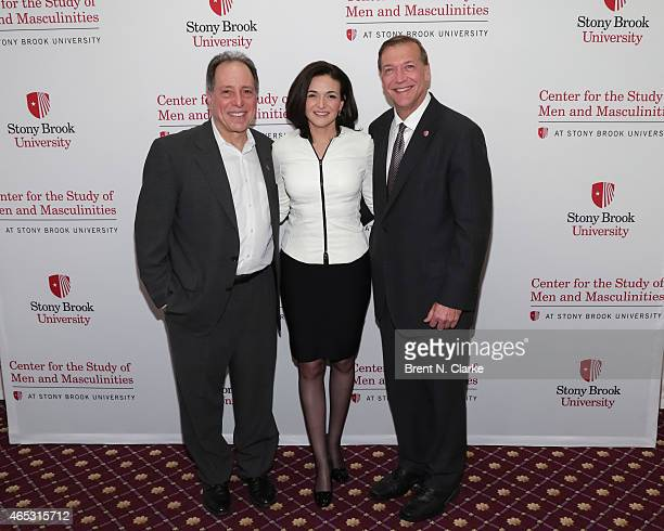 Director of Center for the Study of Men and Masculinities Michael Kimmel Author/Chief Operating Officer Facebook Sheryl Sandberg and President of...