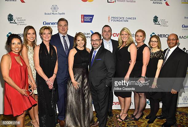 Director of Community Relations at American Airlines Cynthia Barnes CoFounder SU2C Council of Founders and Advisors Katie Couric Vice President of...