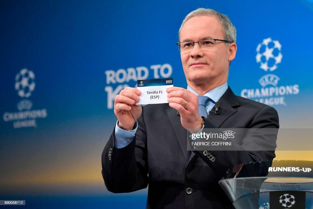 FBL-EUR-C1-DRAW : News Photo