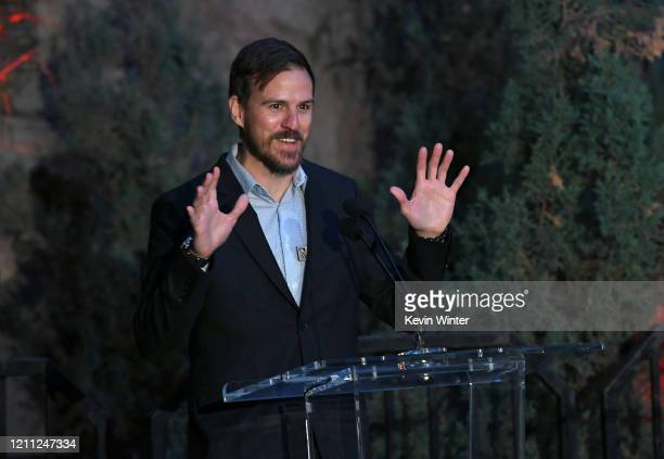 """Director of Conservation at the Los Angeles Zoo Jake Owens attends """"Meet Me In Australia"""" To Benefit Australia Wildfire Relief Efforts, hosted by The..."""