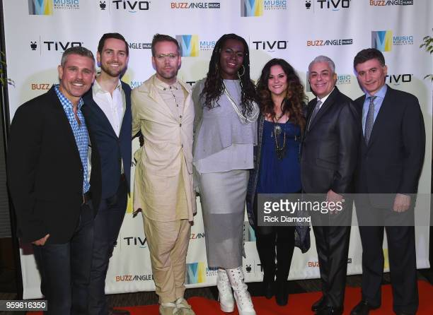 Director of Entertainment Media GLAAD Jeremy Blacklow Sr Product Manager at TiVo Kyle Smetanka artist Justin Tranter artist Shea Diamond artist...