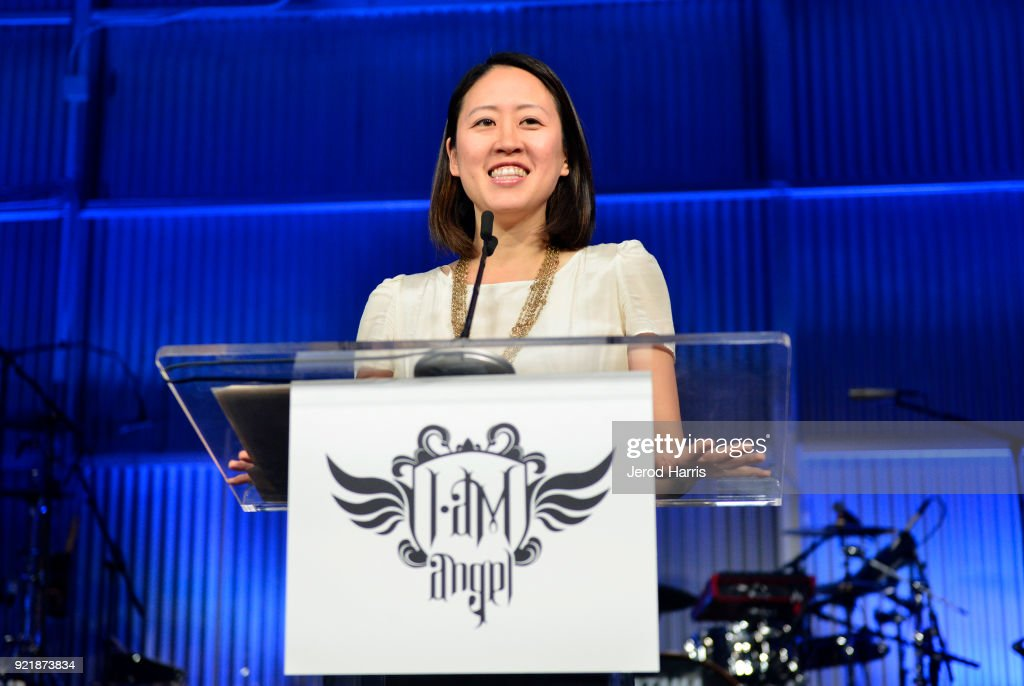 will.i.am's i.am.angel Foundation TRANS4M 2018 Gala, Honoring Sean Parker, Chairman, Parker Institute for Cancer Immunotherapy : News Photo
