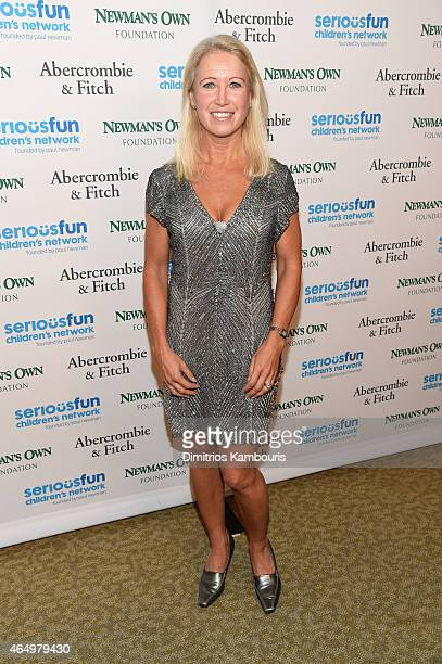 Director of Initiatives SeriousFun Children's Network Clea Newman attends SeriousFun Children's Network's New York City Gala at Avery Fisher Hall...