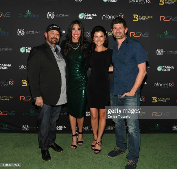 Director of Jack Herer Foundation and Brand Dan Herer comedian and CoHost of the Budtender Awards Rachel Wolfie Wolfson Executive assistant and...
