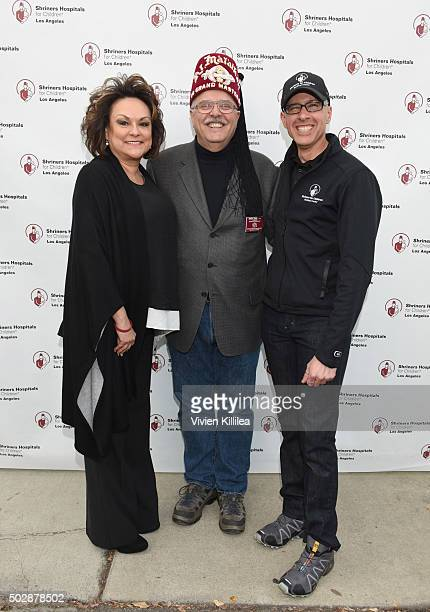 Director of Marketing and Public Relations at Shriners Hospital for Children Los Angeles Carla Valenzuela and Shriners Hospitals forChildren Los...