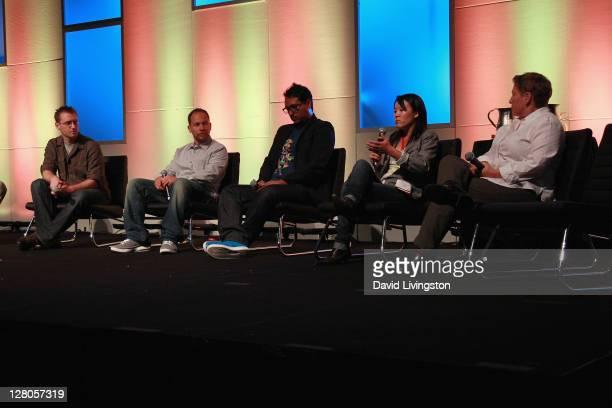 Director of Marketing at Qualcomm Global Market Development Gary Brotma, President & Creative Director at Game Mechanic Studios Jason Alejandre,...