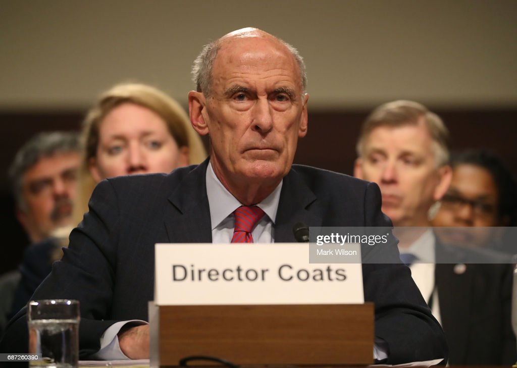 Director Of Nat'l Intelligence Daniel Coats Testifies To Senate Armed Services Committee On Worldwide Threats