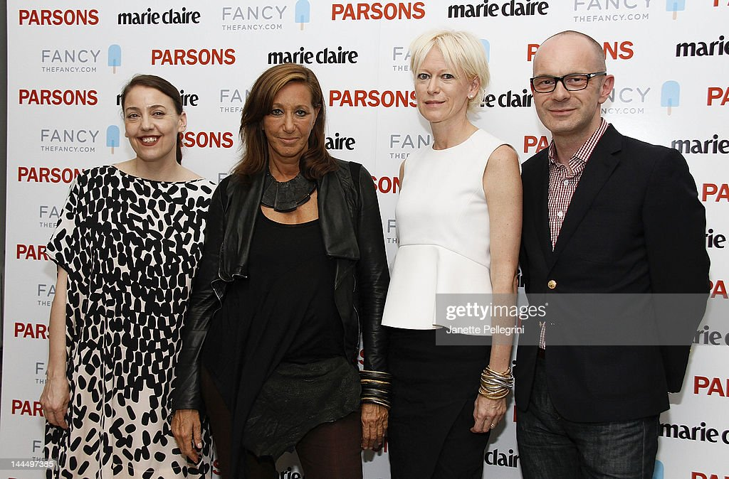 Director Of Parsons Mfa Fashion Design And Society Program Shelley News Photo Getty Images