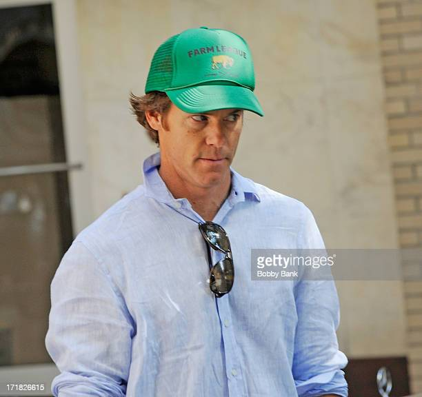 Director of Photography Danny Moder on the set of The Normal Heart on June 28 2013 in New York City