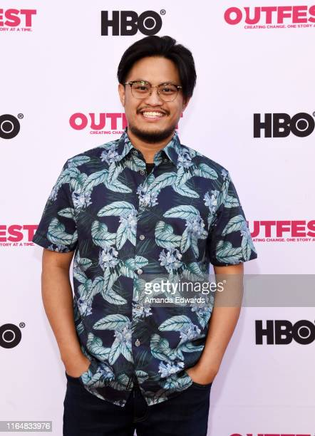 Director of photography Jon Keng arrives at the 2019 Outfest Los Angeles LGBTQ Film Festival Closing Night Gala Premiere of Before You Know It at The...