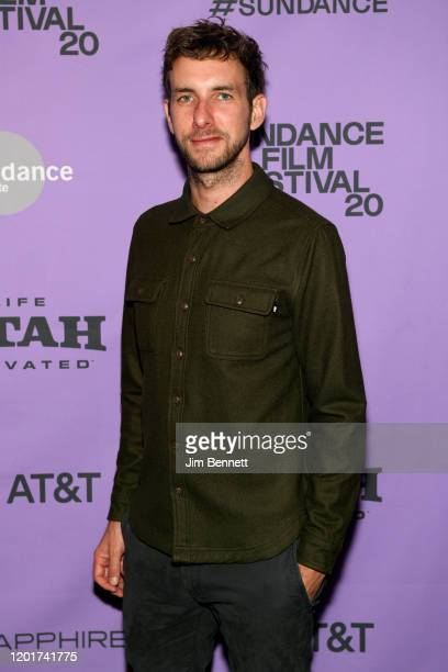 Director of photography Pierre de Villiers attends the attends the This Is Not A Burial It's A Resurrection premiere during the 2020 Sundance Film...