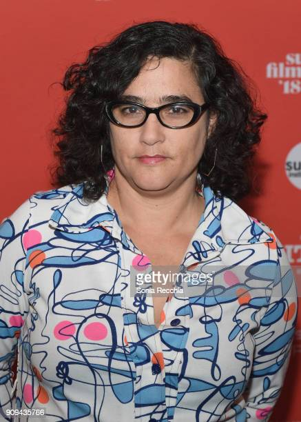 Director of Photography Yamit Shimonovitz attends the 'Half The Picture' Premiere during the 2018 Sundance Film Festival at Prospector Square Theatre...