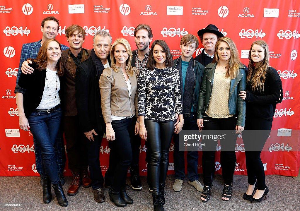 """Life After Beth"" Premiere - 2014 Sundance Film Festival : News Photo"