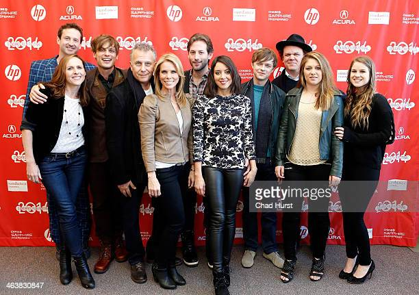 Director of Programming for the Sundance Film Festival Trevor Groth Molly Shannon Matthew Gray Gubler Paul Reiser Cheryl Hines Jeff Baena Aubrey...