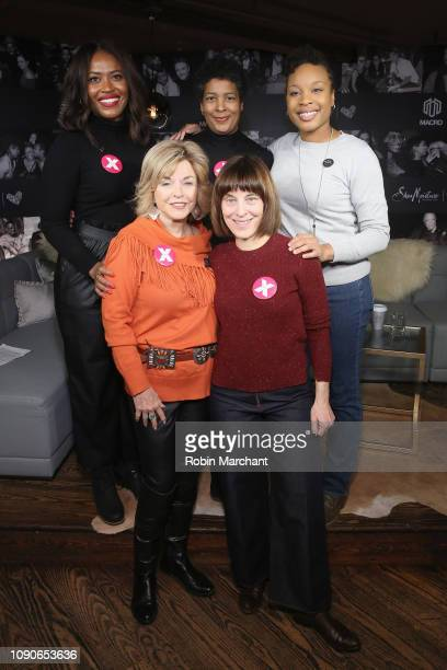 Director of Public Engagement PPFA Alencia Johnson Filmmaker Dawn Porter Director/Screenwriter of 'A Long Walk' Chinonye Chukwu Chair of the Sundance...