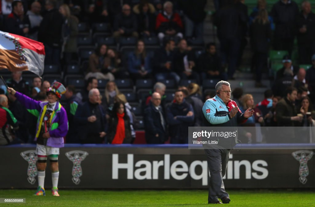 Harlequins v Exeter Chiefs - Aviva Premiership : News Photo