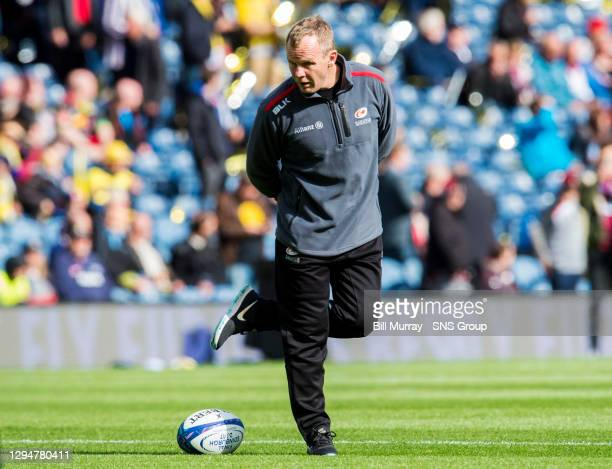 Director of Rugby of Saracens F.C. Mark McCall