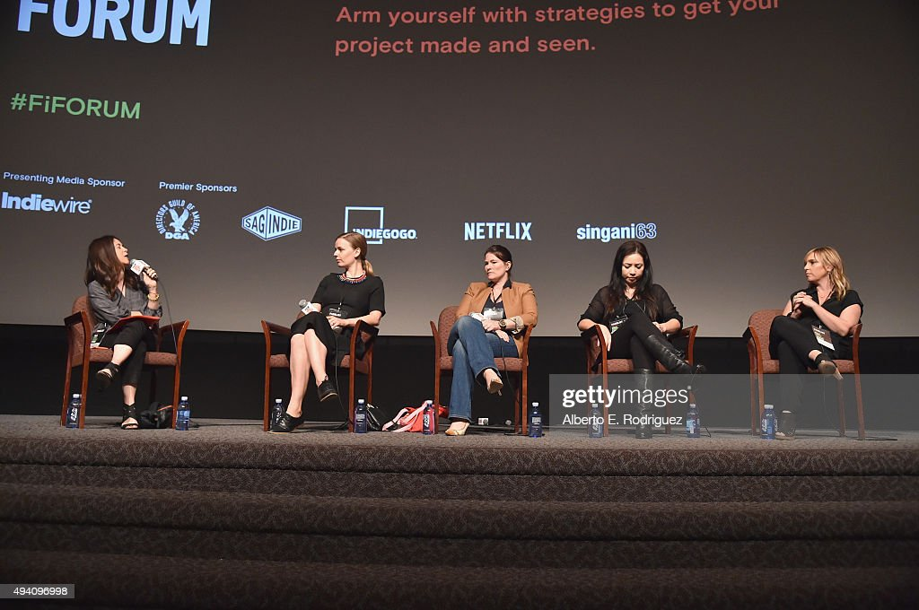 11th Annual Film Independent Forum Day 1 News P O