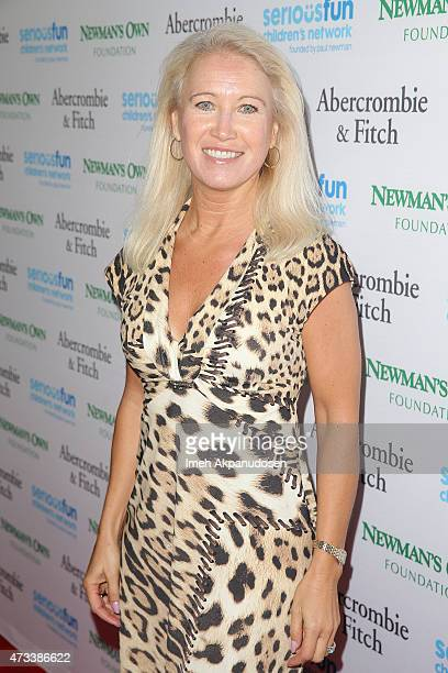 Director of Special Initiative, SeriousFun Children's Network Clea Newman attends the SeriousFun Children's Network 2015 Los Angeles Gala: An Evening...