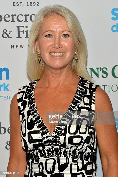 Director of Special Initiatives at SeriousFun Children's Network Clea Newman Soderlund attends SeriousFun Children's Network 2016 NYC Gala Arrivals...