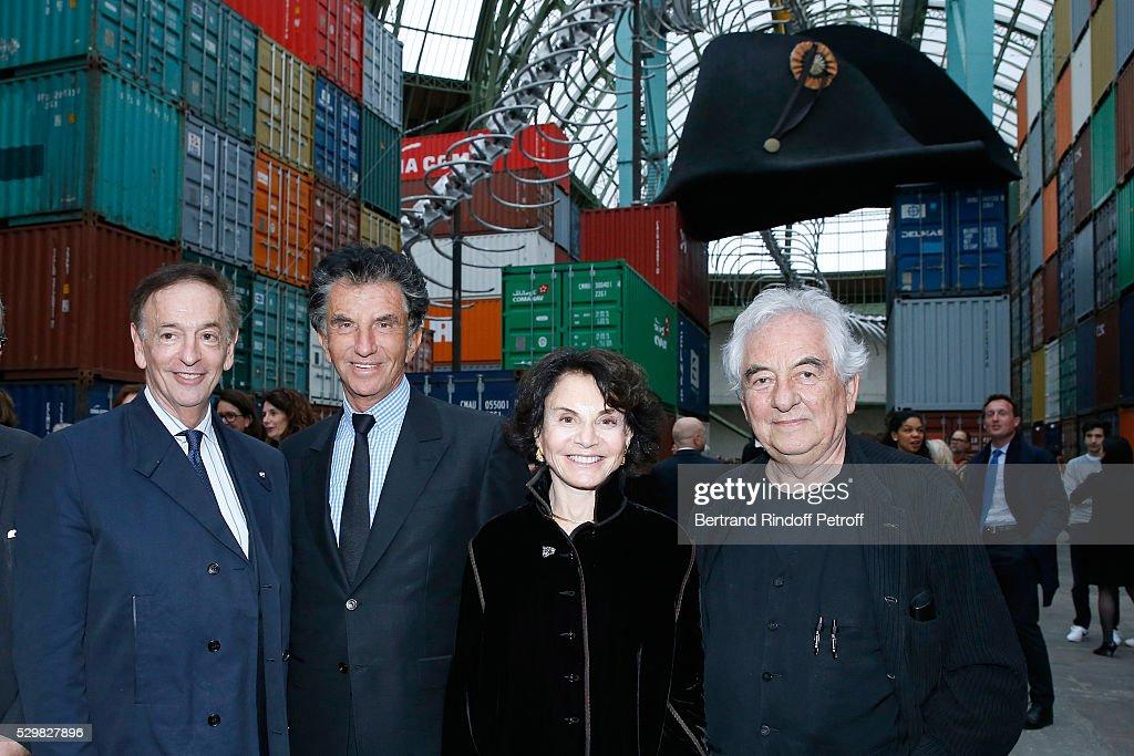 Huang Yong Ping Monumenta 2016 Exhibition : Press Preview At Grand Palais In Paris