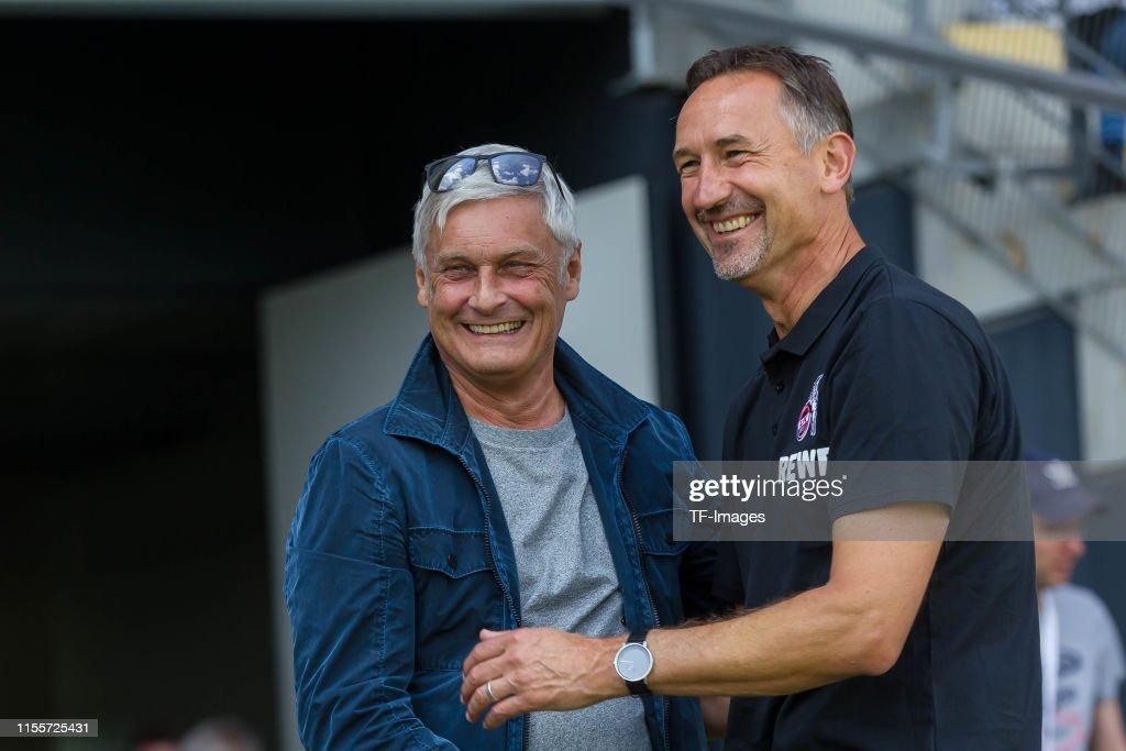 SSV Reutlingen v 1. FC Koeln - Pre-Season Friendly : News Photo