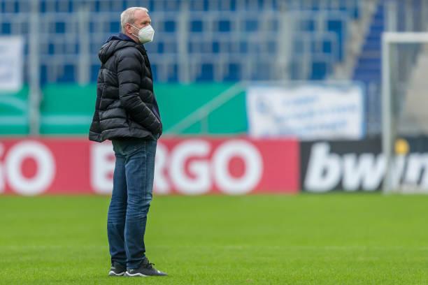 DEU: 1899 Hoffenheim v Holstein Kiel - DFB Cup: Second Round