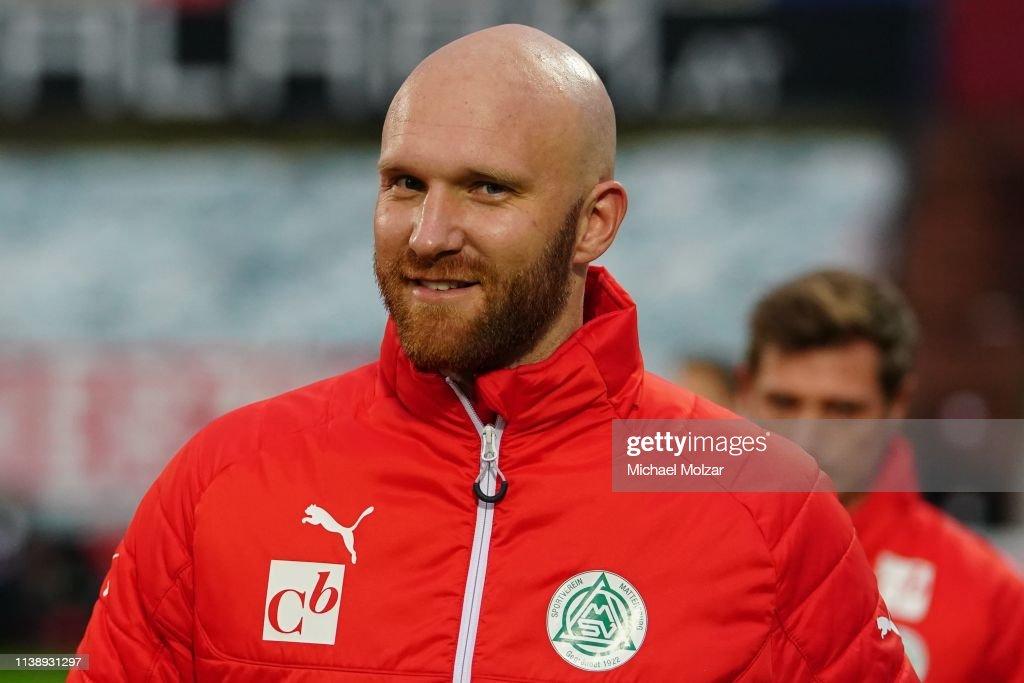 AUT: FC Flyeralarm Admira v SV Mattersburg - tipico Bundesliga